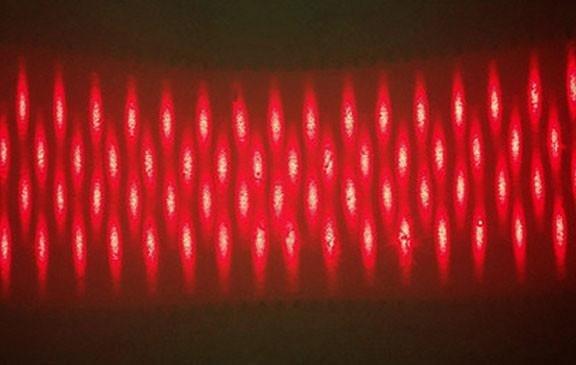 אור ממוקד במכשירי היירמקס