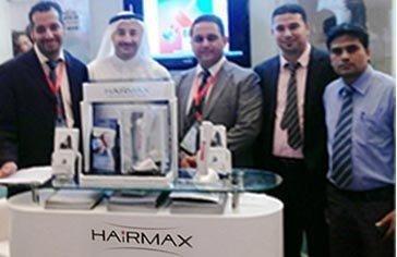 HairMax בסעודיה