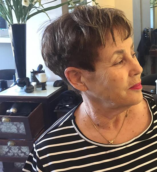 המלצה של לקוחה ישראלית על מכשיר היירמקס